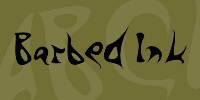 010 Tattoo Fonts and Scripts