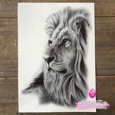 033 Dutch Lion