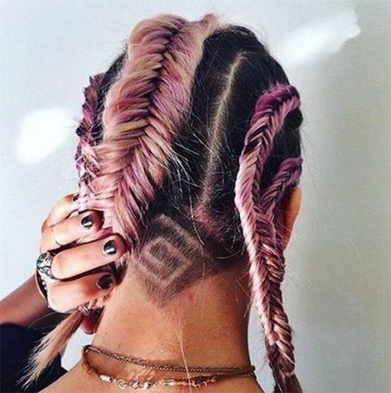 05 womens hair tattoo designs