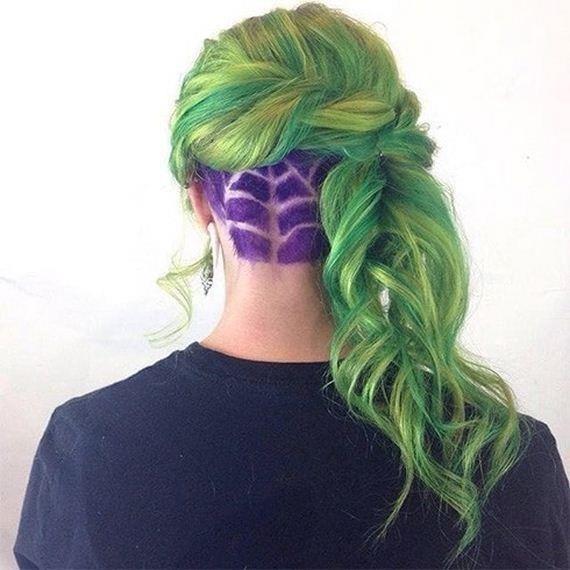 07 womens hair tattoo designs
