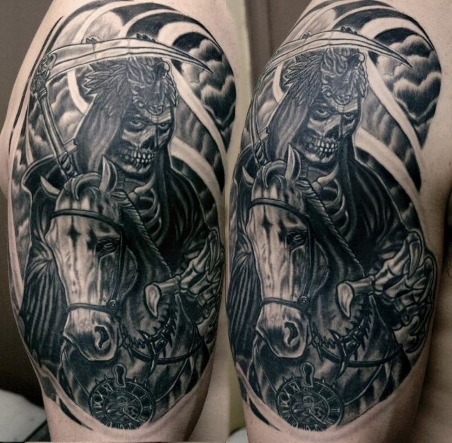 1 Kirt Silver Silver City Tattoos Elmsdale N