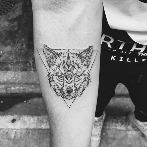 1 fox tattoos tattoos
