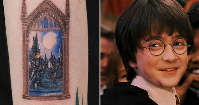 10 Harry Potter Tattoos Only True Fans Will Understand featured image