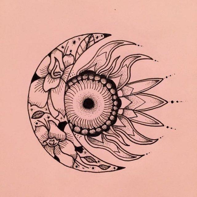 1380113266ac3b382687327746286f01  balance tattoo dark drawings