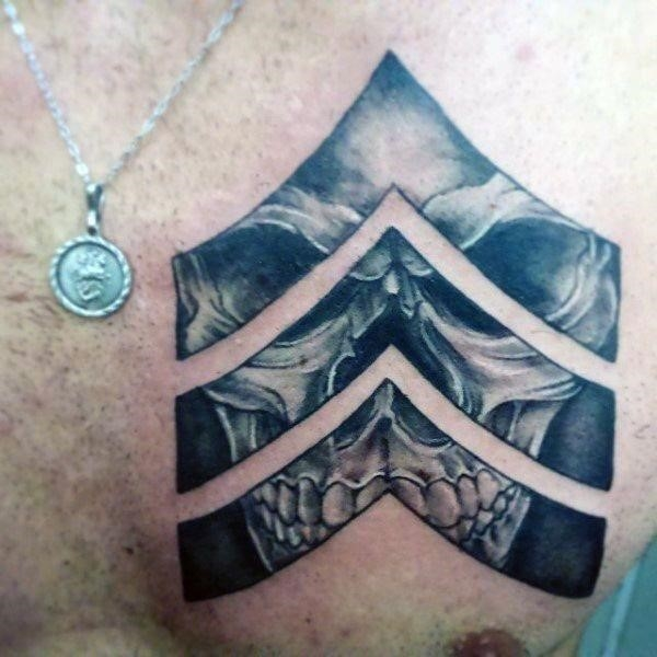 1507573887 665 tattoo ideas for men army tattoos show your respect for the defenders of freedom