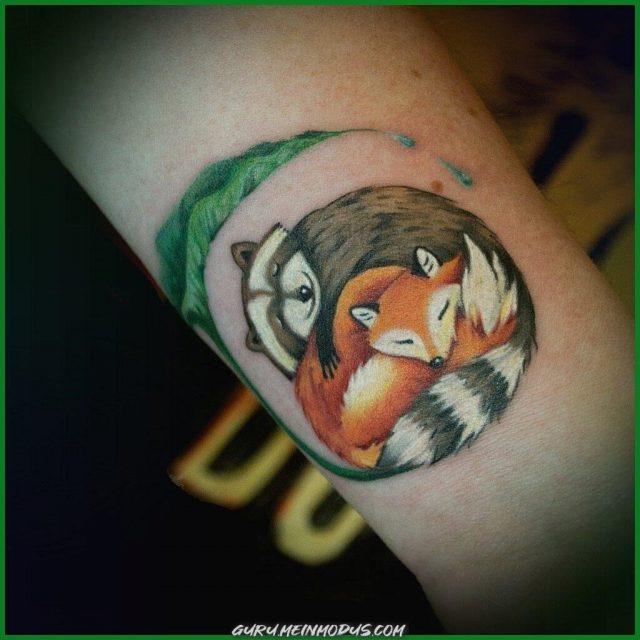 1579440185 511 Fox Tattoo Bedeutung von Symbolen Skizzen attraktiven Zeichnungen fuer Maedchen