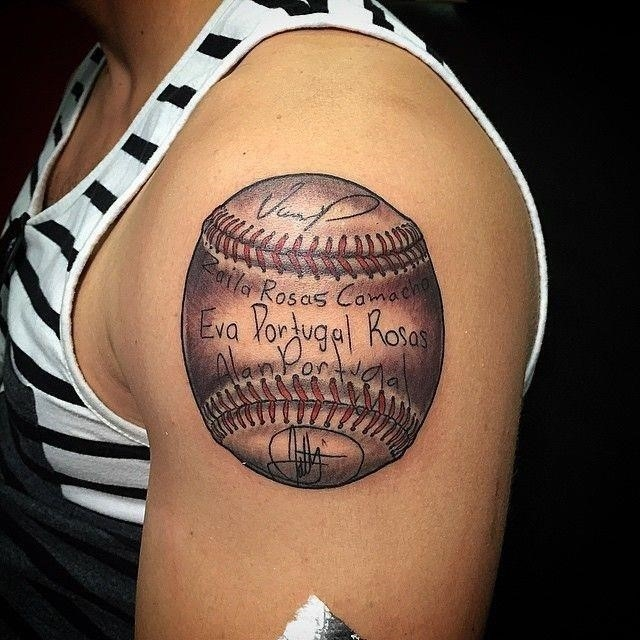 18b320478d141a71fa9b421e1c017582  baseball tattoos tattoo designs