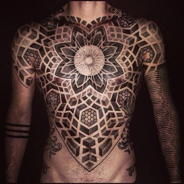 2080316 sacred geometry tattoo