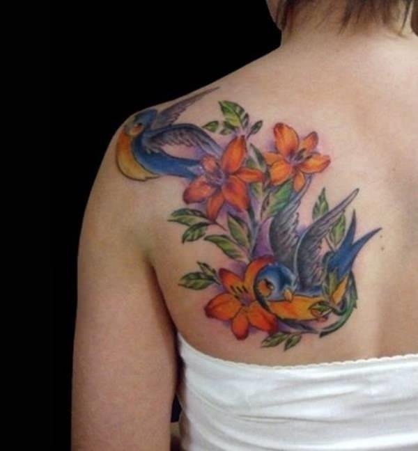 22110416 lily tattoo designs