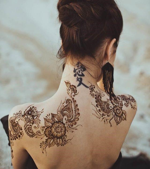 2489 8 Most Popular Mehndi Tattoo Designs ss
