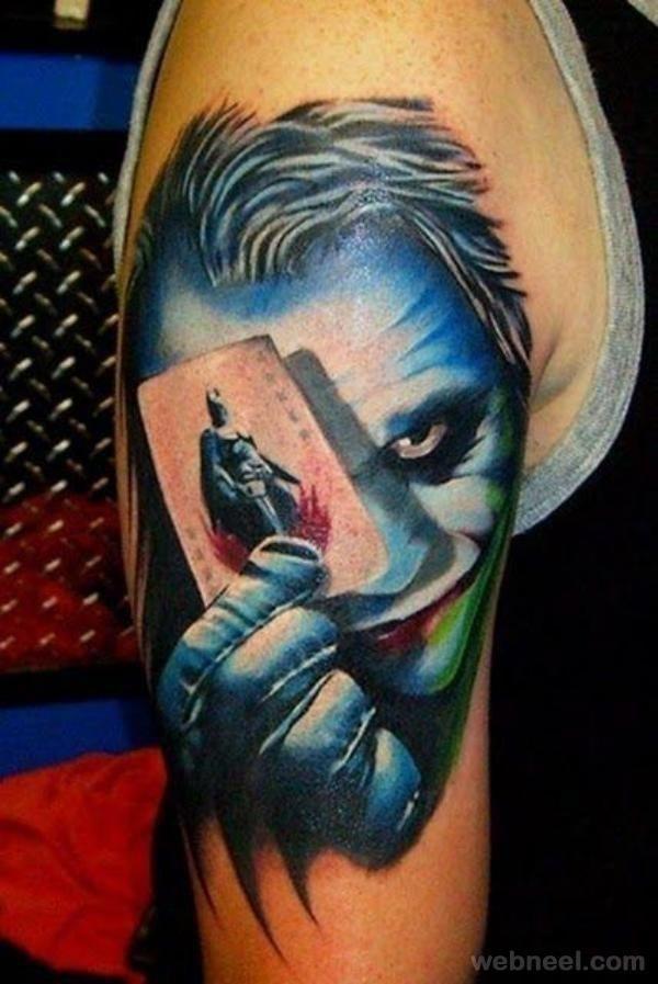 26 3d tattoo art hand