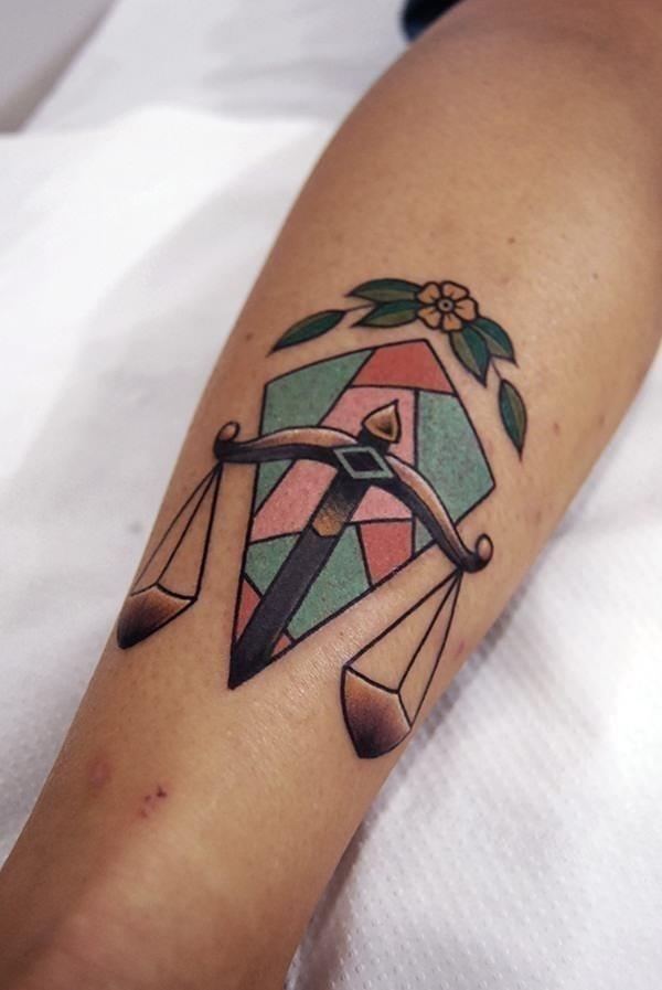 26 libra tattoos