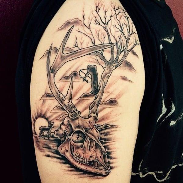 27310816 hunting tattoos