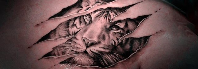 3D Tattoo Animal2 1