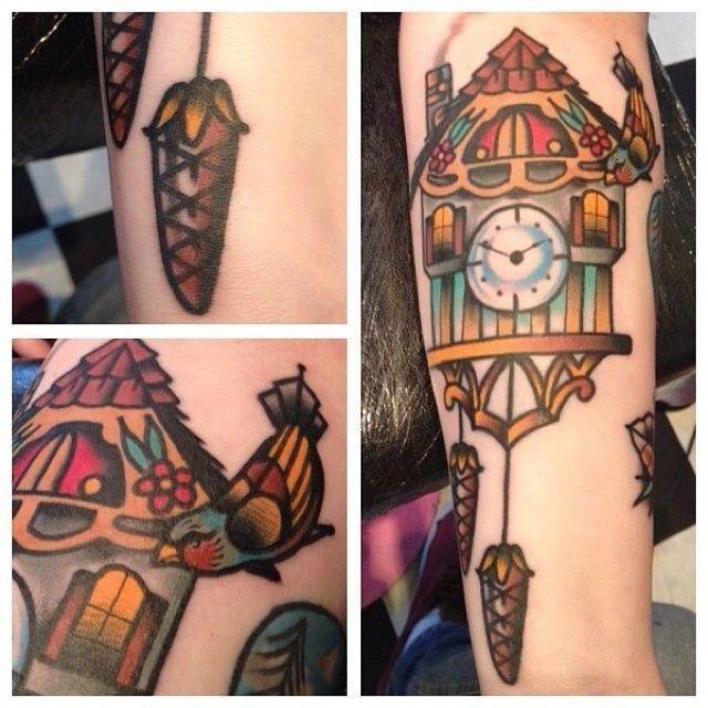 3b697ae55ae83ef370dda1e6044788ca  cuckoo clock tattoo cuckoo clocks
