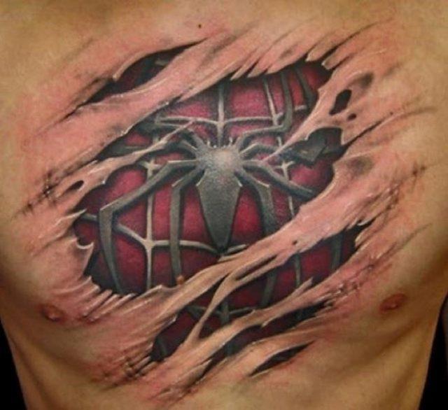 3d tattoos amazing 4