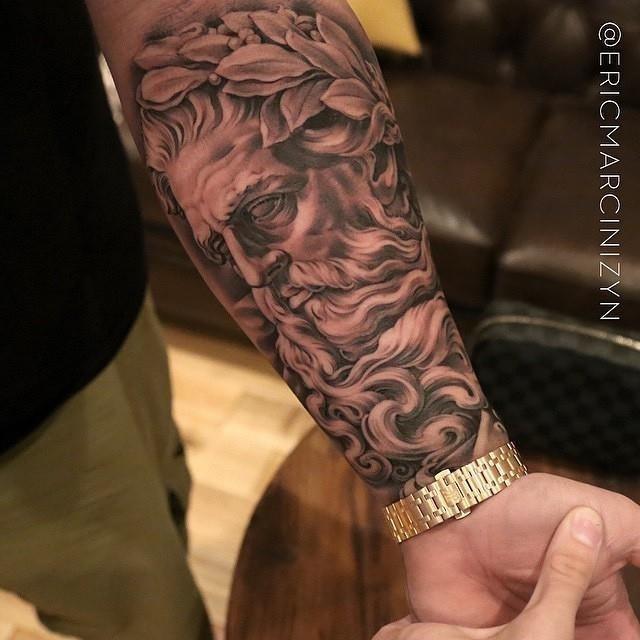 4 Amazing Greek Mythology Tattoo