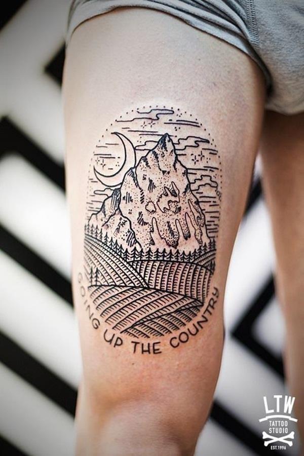 40 Impossibly Cute dot tattoo Ideas in Fashion 33