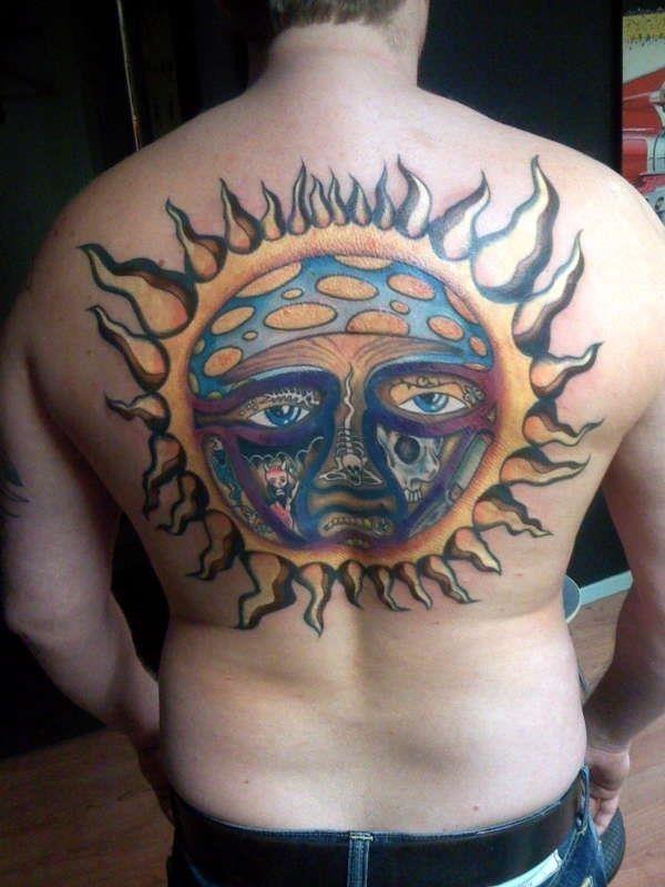 40oz to freedom sublime sun tattoo 44317