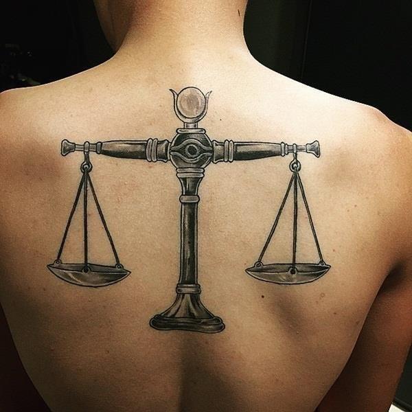 44 libra tattoos