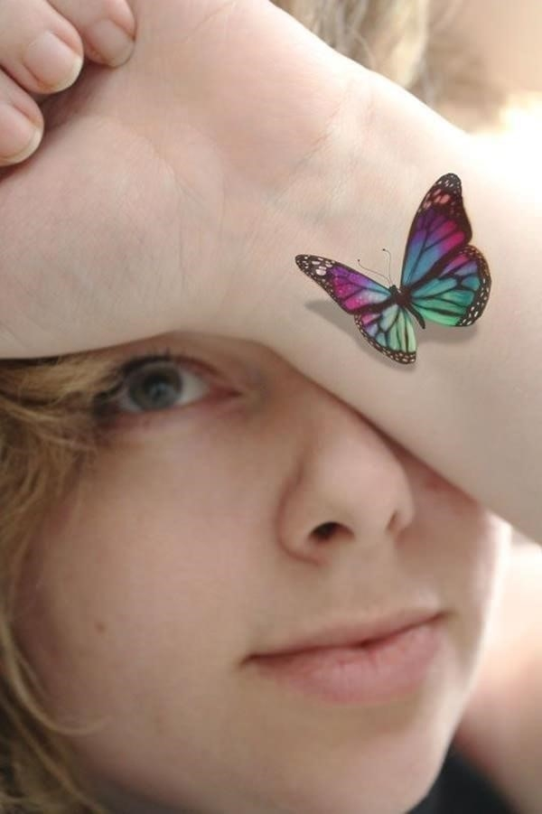 46240316 butterfly tattoos