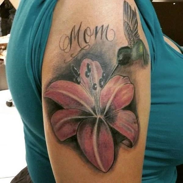 47110416 lily tattoo designs