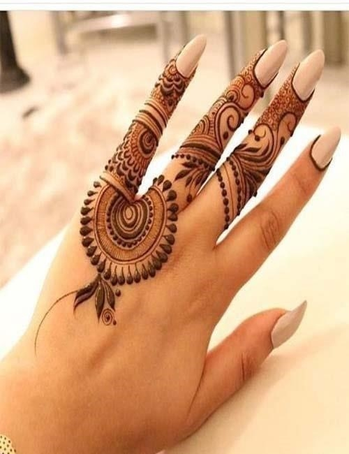 49 Beautiful Henna Tattoo Designs For Girls