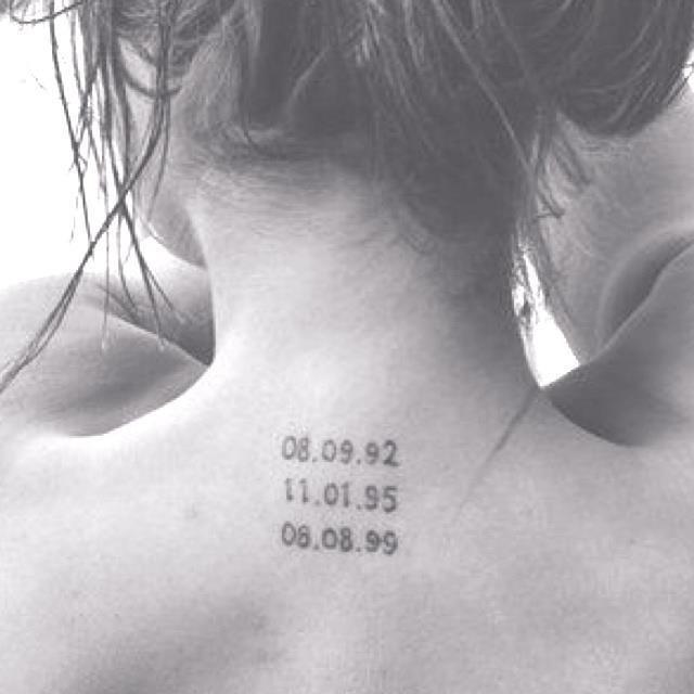 52f032222793602e508cf7585acc292a  date tattoos skull tattoos