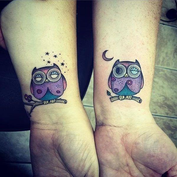 60 sister tattoo designs