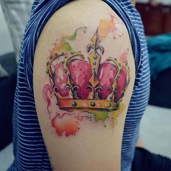 6160916 watercolor tattoos