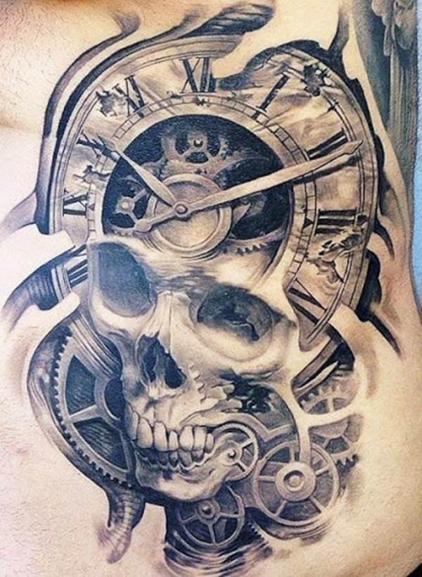 63 skull tattoos