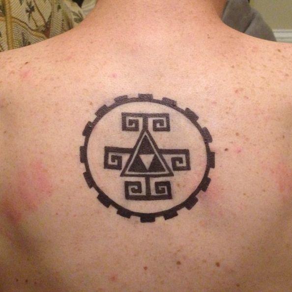 66233a0604759ebcc7f518d22857ed33  legend of zelda tattoos back tattoos