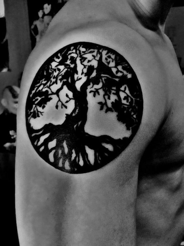 6709826c45828fa6f08c131c49d5d0d8  tree of life tattoos tattoo tree