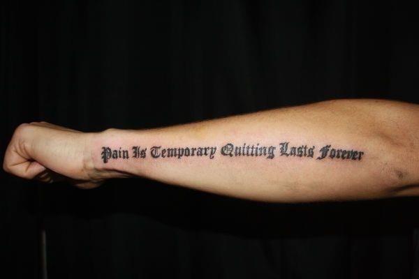 70bb6e60da1d13ec4996e2d7ac4c908f  forearm script tattoo script tattoos