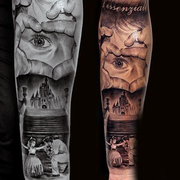 76e9eb49692925e56ae3952f12e10011  father daughter daughter tattoos for dad