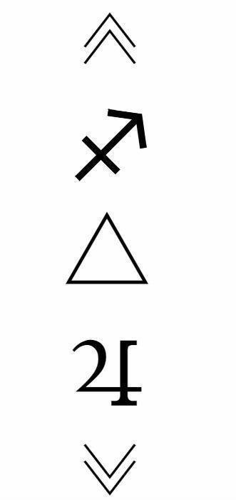 7c34217140483a116027255419b6cacd  sagittarius symbol sagittarius tattoos