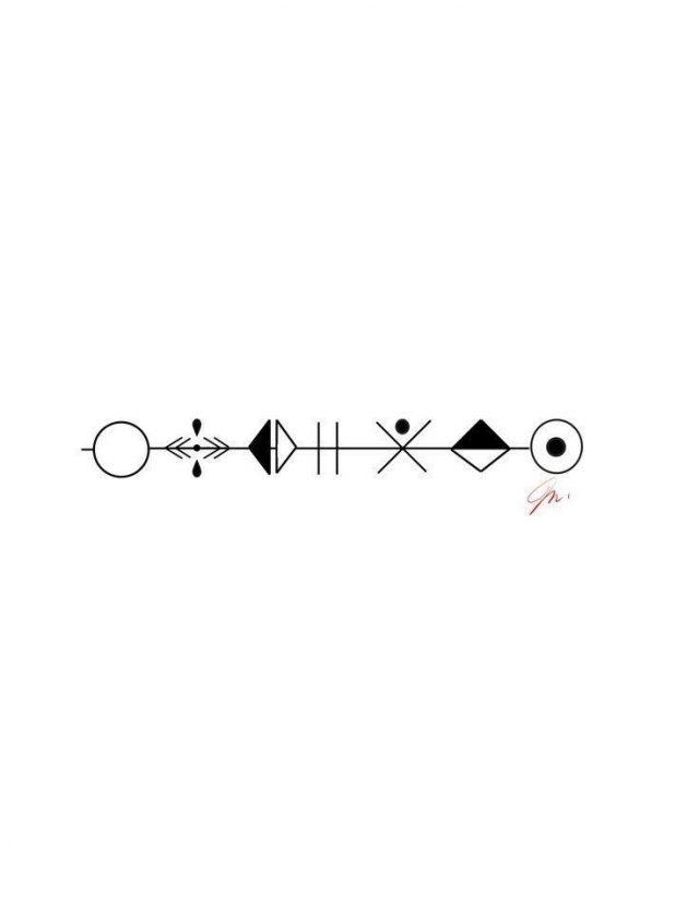 9158c564343cba85677ba83eb3aba9b2  tattoos balance symbol balance tattoo ideas