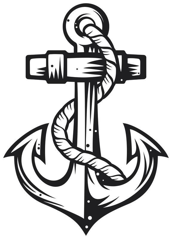 Anchor Tattoo 1