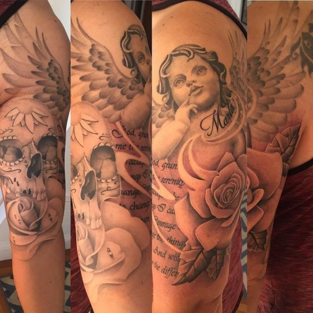 Angel Tattoo  14