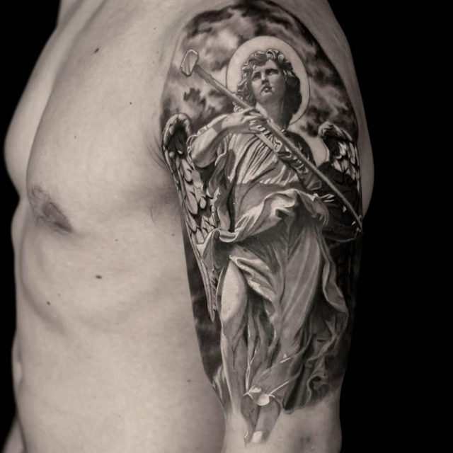Angel Tattoo  28