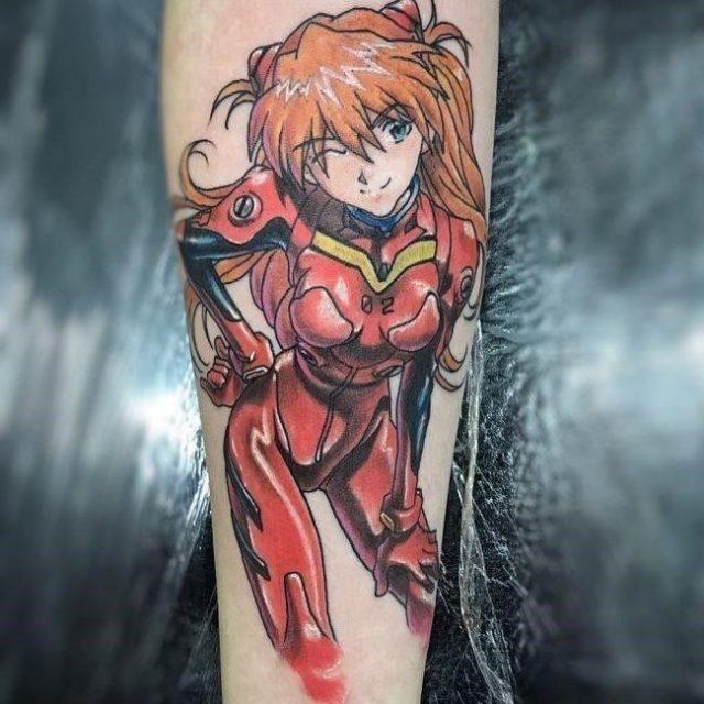 Anime Tattoo 49 650×650
