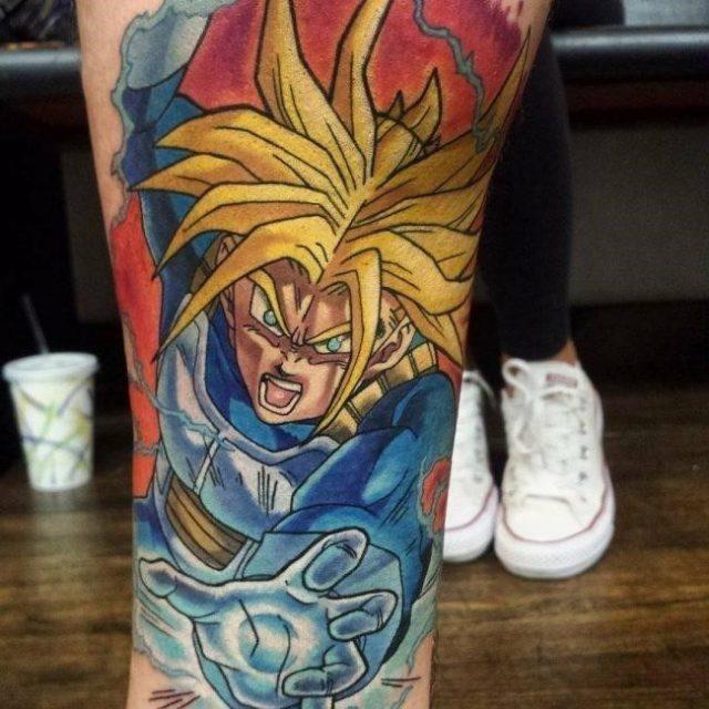 Anime Tattoo 55 650×650