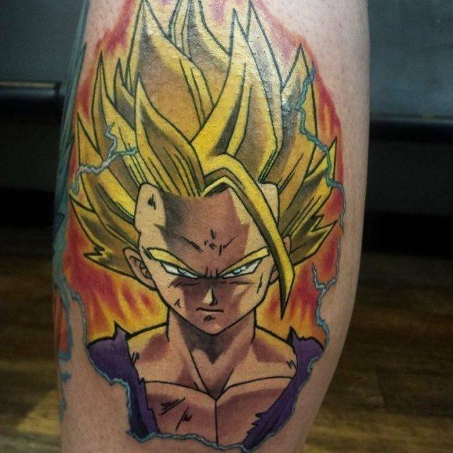 Anime Tattoo 63 765×765