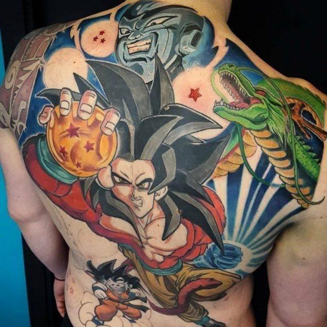 Anime Tattoo 65 765×765