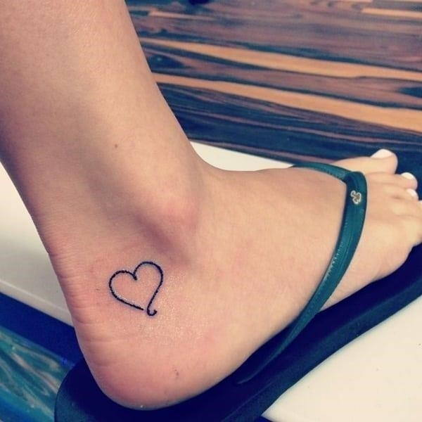 Ankle tattoo designs 14 1