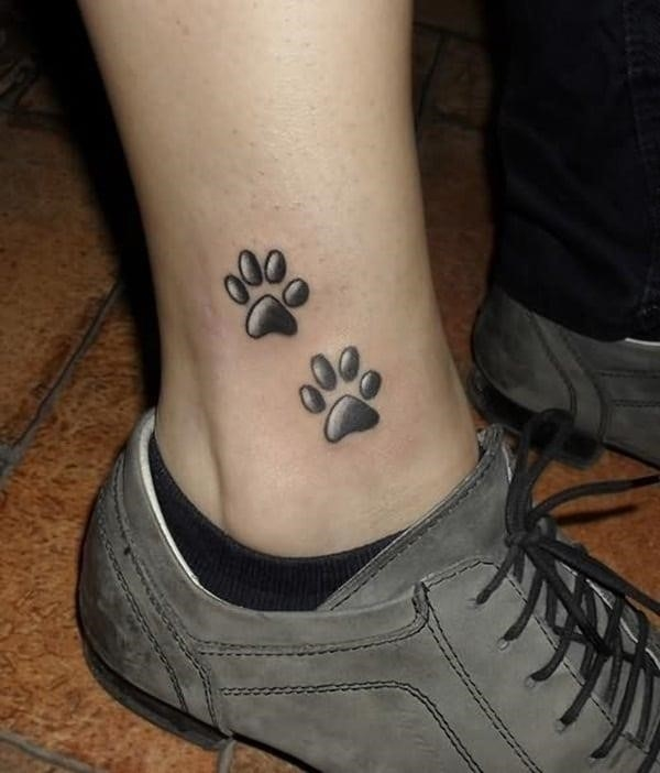 Ankle tattoo designs 19 1