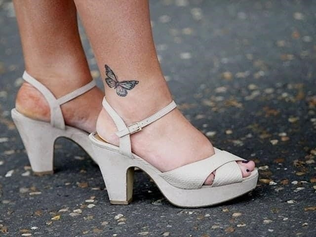 Ankle tattoo designs 24 2