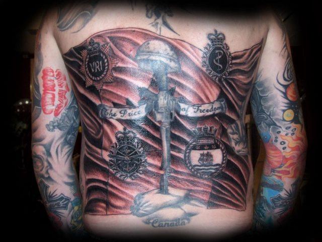 Army Tattoo Designs