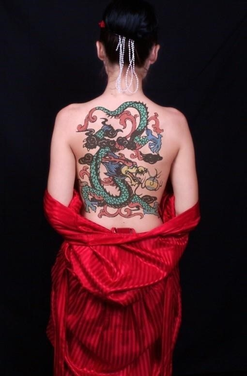 Asian Tattoo Symbols1