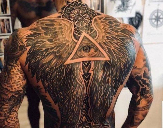 Back Tattoo Cost